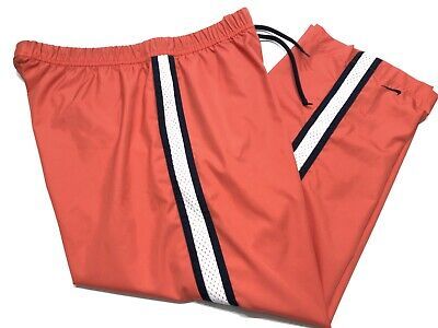 """Girls Youth Nike Track Pants Athletic Polyester Size Large 12-14 (24"""" Inseam )"""