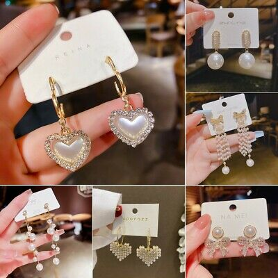 Fashion Women Bohemian Long Tassel Earrings Fringe Hook Dangle Drop Boho Jewelry