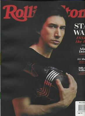 ROLLING STONE-December 2019 (NEW)*Post included to UK/Europe/USA/Canada