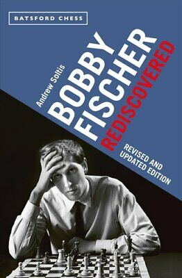 Revised and Updated Edition Bobby Fischer Rediscovered 9781849946063 | Brand New