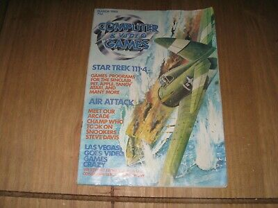 ** Computer & Video Games magazine, Issue 5, March 1982 - Superb! **