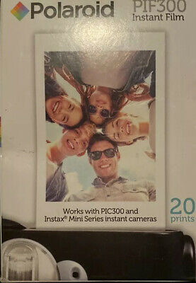 Polaroid PIF300 Instant Film 20 Sheets