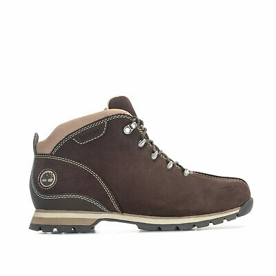 MENS TIMBERLAND MENS Ek Split Rock Boots in Brown UK 12.5