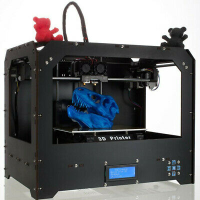 MakerBot Replicator High Precision 4 Dual Extruder 3D Printer 2019 Limited Item
