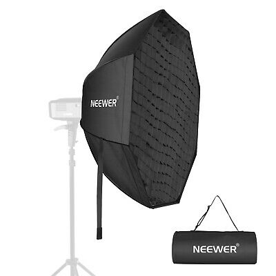 Neewer 24 Inches Octagon Quick Collapsible Softbox with Bowens Mount