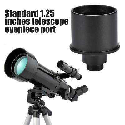 "Telescope Camera Mount Adapter 1.25"" Extension Tube Ring Photography Set NEW DP"