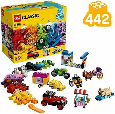 LEGO 10715 | LEGO CLASSIC | Bricks on a Roll Construction Set | Suitable from 4+