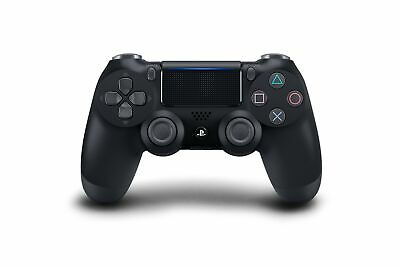 Sony PlayStation 4 Jet Black Dualshock Controller - Brand New