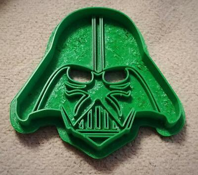 3D Printed Cookie Cutter Inspired by Star Wars Darth Vader