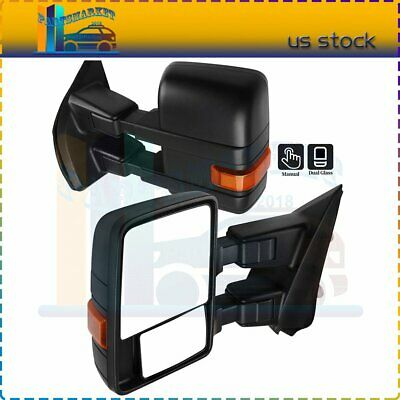 Passenger Side 14948TV 1989 1988 1990 For 1987-1991 Ford F150 Mirror Right