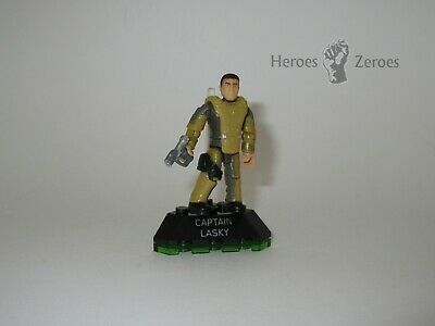 NIP SEALED Halo Mega Construx Heroes Series 4 Captain Cutter FFM75