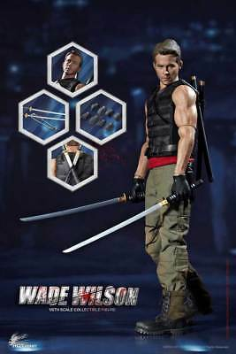 HOT HEART 1//6 The Dark Warrior Model FD007 Movable Action Figure Set Toys Gift