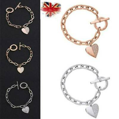 Fashion Jewelry Women Men Crystal Diamond Chain M @ K LetterBangle Bracelet !