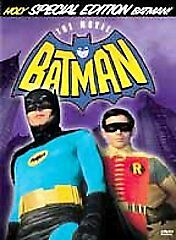 Batman The Movie (1966) - Holy Special Edition - (2001, Dvd)