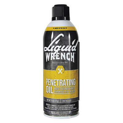 LIQUID WRENCH 11 oz.,Aerosol,Penetrant, L112