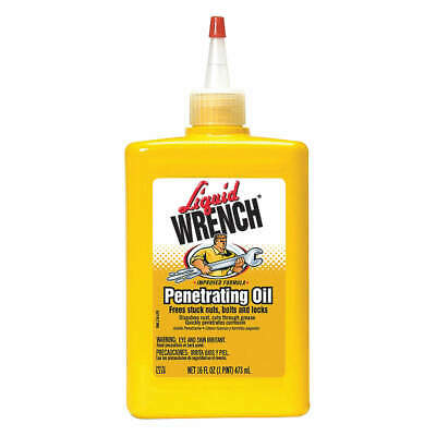 LIQUID WRENCH 16 fl. oz.,Squeeze Bottle,Penetrant, L116