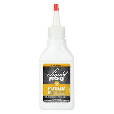 LIQUID WRENCH 4 fl. oz.,Dropper Bottle,Penetrant, L104