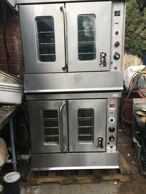 Montague Double Stack Convection Oven