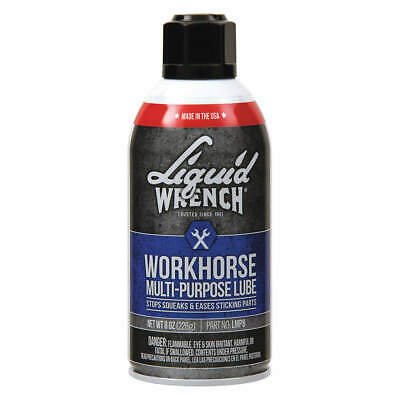 LIQUID WRENCH 8 oz.,Aerosol,Lubricant, LMP8