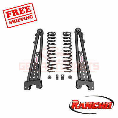 Rancho RS5000X Gas Shocks 05-16 Ford F-250 w//4 lift by Rancho SET