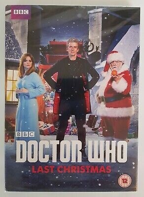Doctor Who: Last Christmas DVD - 2014 Christmas Special
