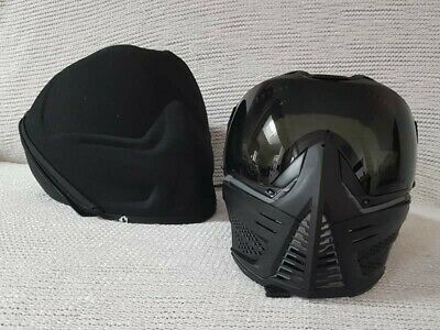 Push Unite Paintball Mask (black)