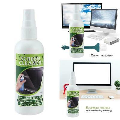 3 in 1 Laptop Cleaning Kit TV PC LED LCD Monitor Screen Plasma Cleaner Tool New