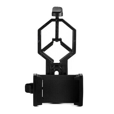 Universal Cell Phone Bracket Clip Mount Adapter For Telescope & Microscope US