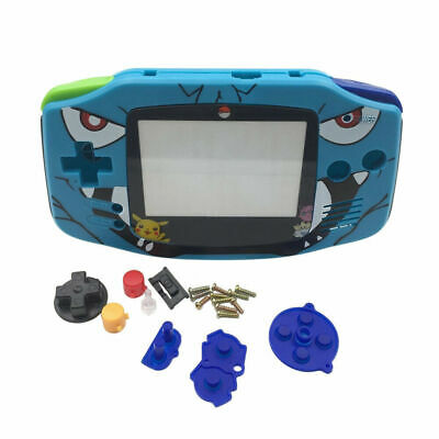 Replacement Housing Shell Case Limited Edition for Nintendo Gameboy Advance GBA