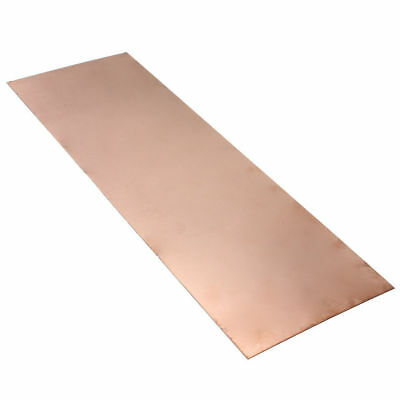 New 99.9% Pure Copper Cu Foil Sheet Plate Cut 0.5mm/0.8mm Thickness Cut Tool