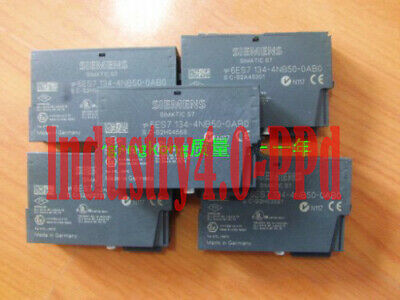 USED SIEMENS PLC 6ES7134-4NB50-0AB0 Tested In Good Condition