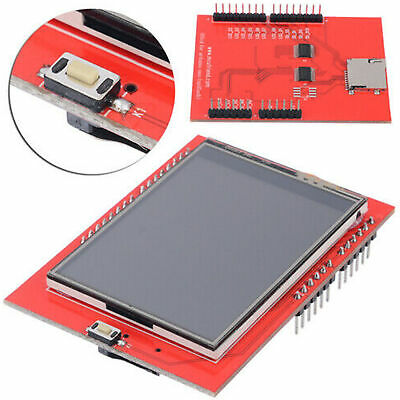 2.4 inch TFT LCD Display Shield Touch Panel ILI9341 240X320 for Arduino UNO L7R5