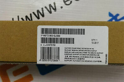 Nib Siemens Communication Module 6Gt2002-0Jd00 Free Expedited Shipping