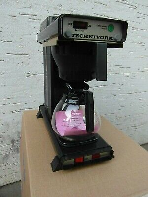 Technivorm Moccaserver 3 pint coffee brewer - commercial quality.