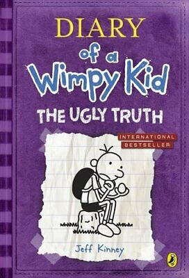(Very Good)-The Ugly Truth: Diary of a Wimpy Kid (Book 5) (Hardcover)-Jeff Kinne