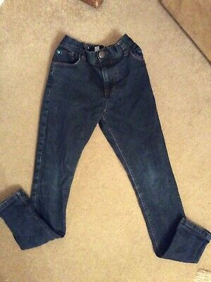 Lovely Pair of Boys Next Super Skinny Jeans   - Age 11 Years