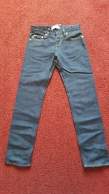 Boys Stone Island Classic Skinny Rinsed Jeans  Age 8 Brand New With Tags
