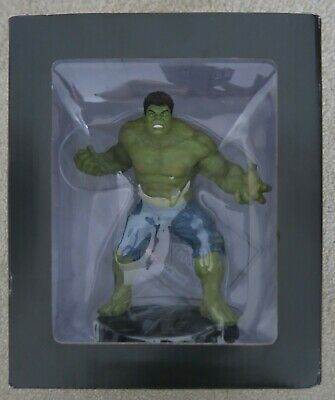 NEW Marvel Incredible Hulk Figurine 16cm Special Edition 1 Eaglemoss Collections