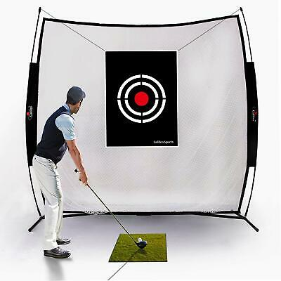 GALILEO Golf Practice Net Driving Range Golf Hitting Nets for Indoor and Outdoor