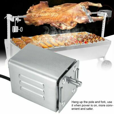 BBQ Barbecue Grill Charcoal Camping Garden Outdoor Cooking Electric Motor Ovens