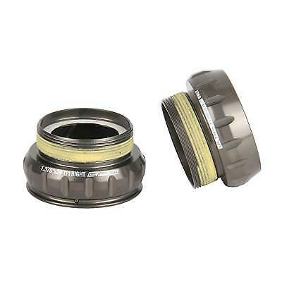 Campagnolo Record External Bottom Bracket Outboard Cups Italian OEM