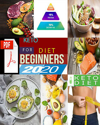 Keto Diet Cookbook for Beginners The Complete Ketogenic Diet Guide Recipe Book
