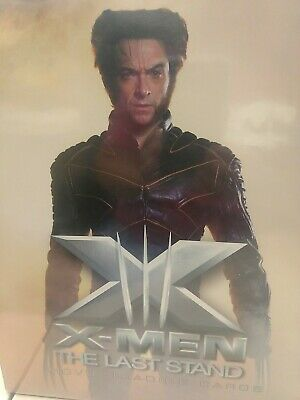 X-Men The Last Stand Movie Trading Cards Official Album - Binder