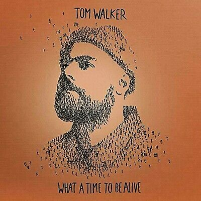 Tom Walker - What a time to be Alive  - New CD Album - Deluxe Edition