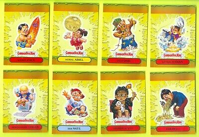 8 of 10 2004 Topps Garbage Pail Kids All-New Series 3 POP-UPS