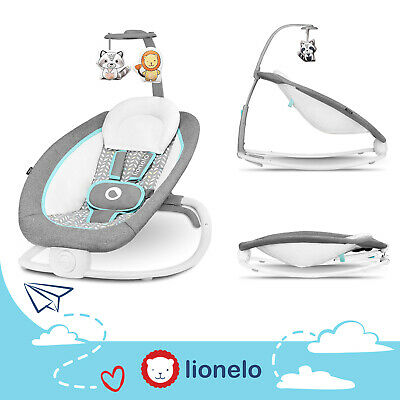 Lionelo Pascal babywippe babyschauke babynest baby wippe kinder schaukel bouncer