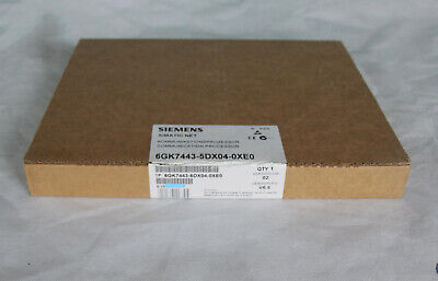 1PC New In Box Siemens 6GK7 443-5DX04-0XE0 6GK7443-5DX04-0XE0 free shipping