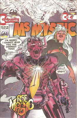 Ms. Mystic (Vol. 2) #4 VF/NM; Continuity | save on shipping - details inside