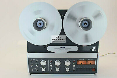 Revox B77  4-Spur 4-track - serviced recapped & aligned - *excellent condition*