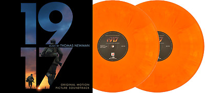 Thomas Newman - 1917 Soundtrack Extremely Limited Edition Gold Colored Vinyl 2LP